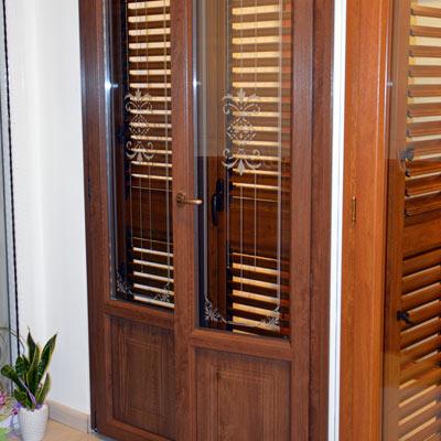 Showroom Project Profili ad Andria - porte finestre in PVC