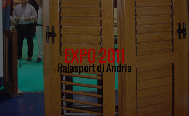 expo 2011 palasport andria