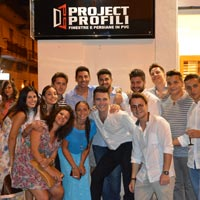 Inaugurazione negozio Project Profili ad Andria