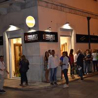 inaugurazione showroom Project Profili Andria