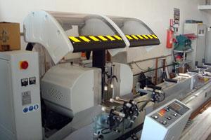 Project Profili Andria - interno dell'azienda