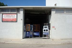 Esterno azienda Project Profili Andria