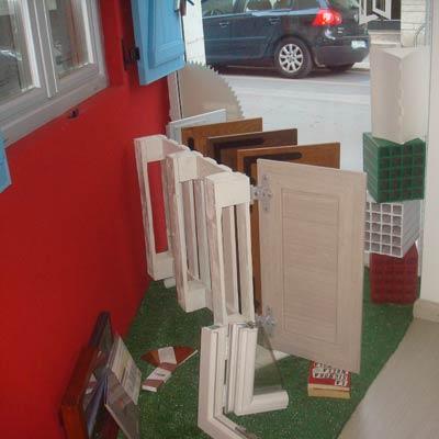 interno negozio Project Profili Andria