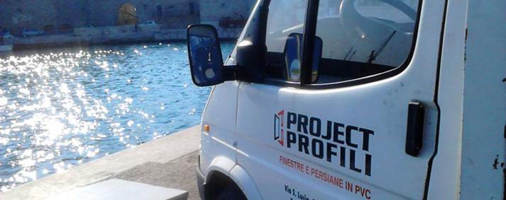 La nostra storia - Project Profili Andria